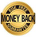PDR Money Back warranty